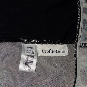 croft & barrow Swim - Croft & barrow one-piece swiming suit